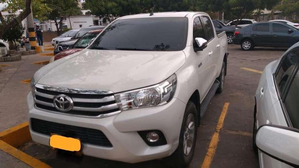 Toyota Hilux 2018 - 48000 km