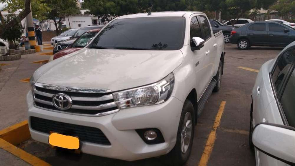 <strong>toyota</strong> Hilux 2018 - 48000 km
