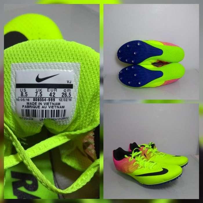 Spikes Rio Nike en Diferentes Tallas