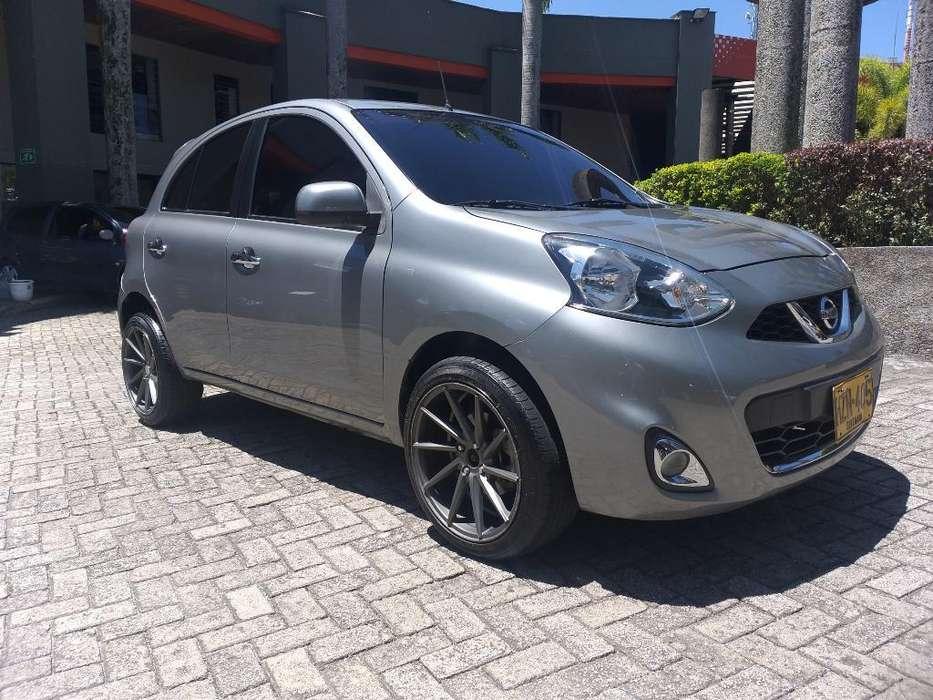 Nissan March 2015 - 53000 km