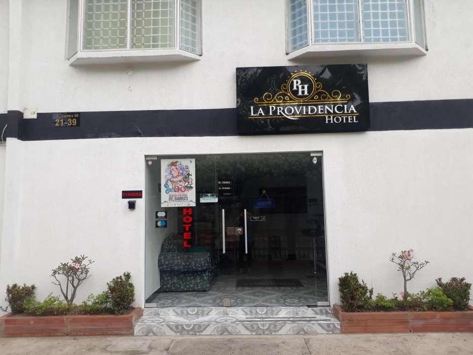 VENDO HOTEL CON O SIN LA PROPIEDAD, EXCELENTE UBICACION