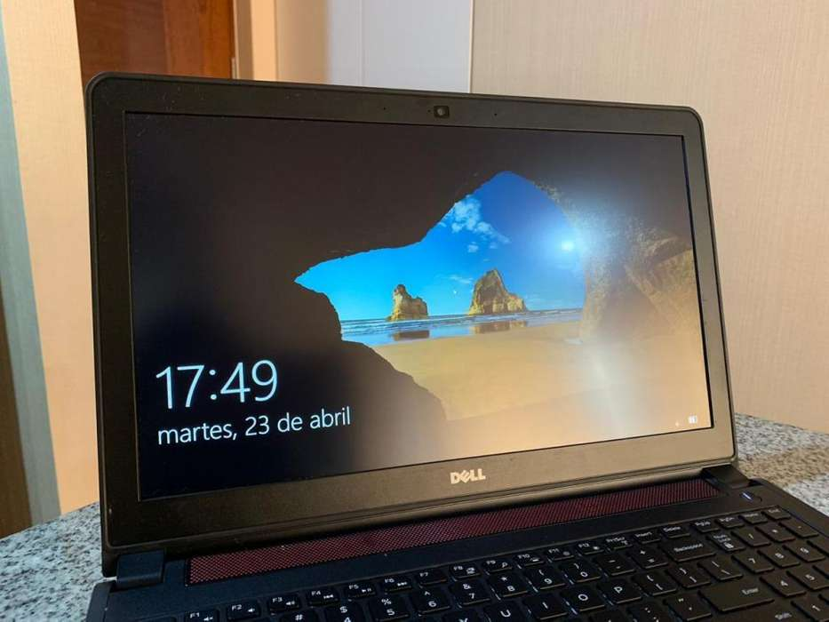 Laptop <strong>dell</strong> i7 16gb/1TBSSD 2GBGeForce