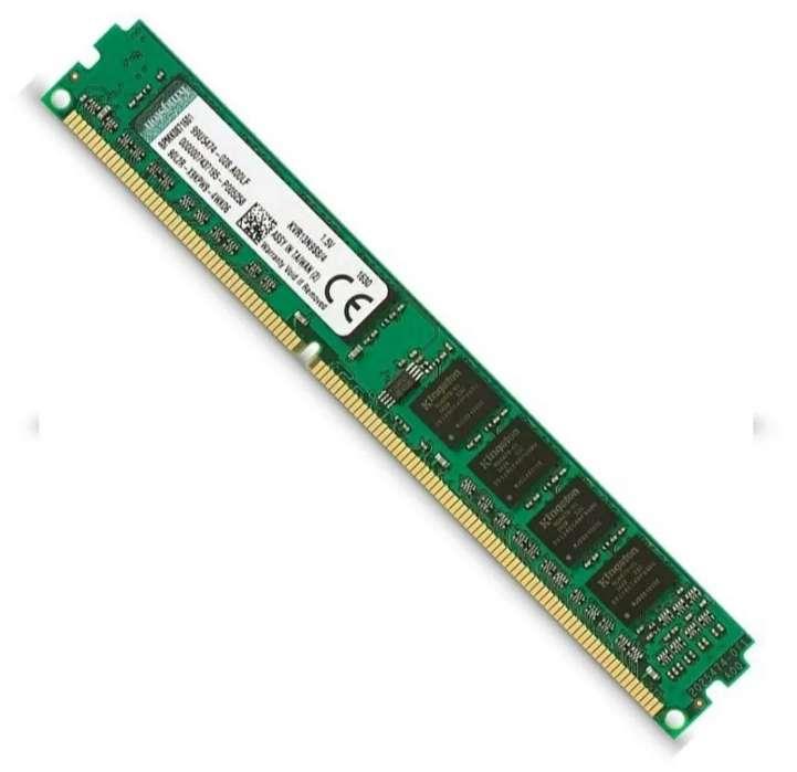 Memoria Ram 4gb 1600mhz Ddr3