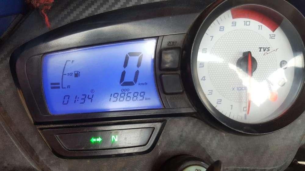 Moto Lineal Apache Rtr 180