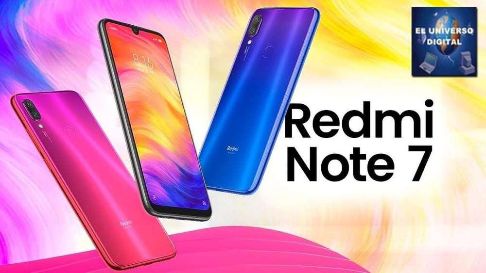 Xiaomi Redmi Note 7 Rosario,Celular Xiaomi Rosario,Xiaomi Rosario,Santa Fe,Xiaomi Redmi Note 7
