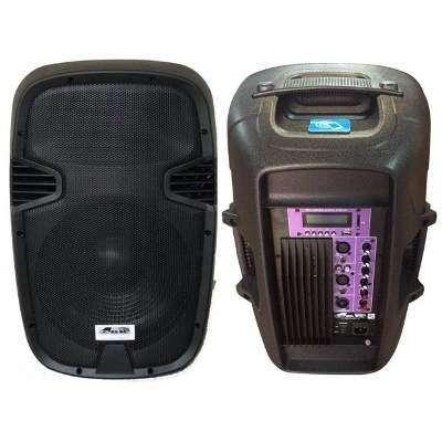 Bafle Potenciado 12 300w Gbr 1240 Eco <strong>mp3</strong> Activo Oferta !!!