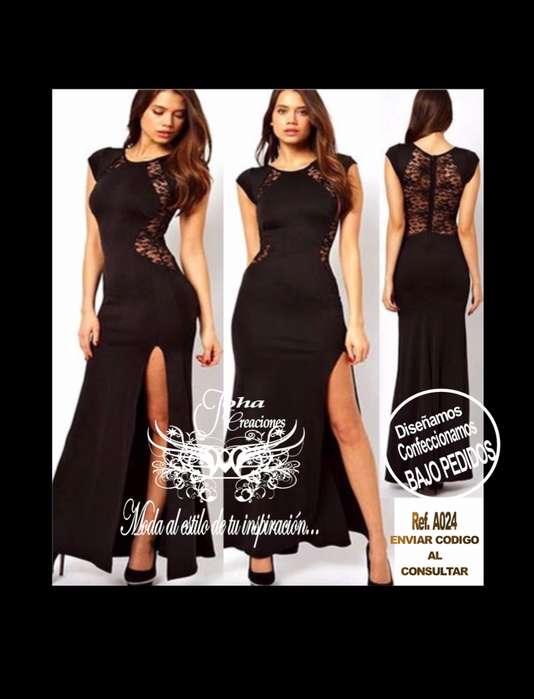 Joha Creaciones (Vestido de <strong>fiesta</strong>, Gala), confeccionamos, diseñamos NO ALQUILAMOS VESTIDOS.