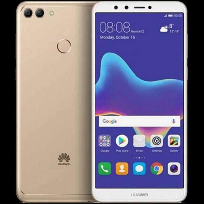 Vendo Huawei Y9 2018