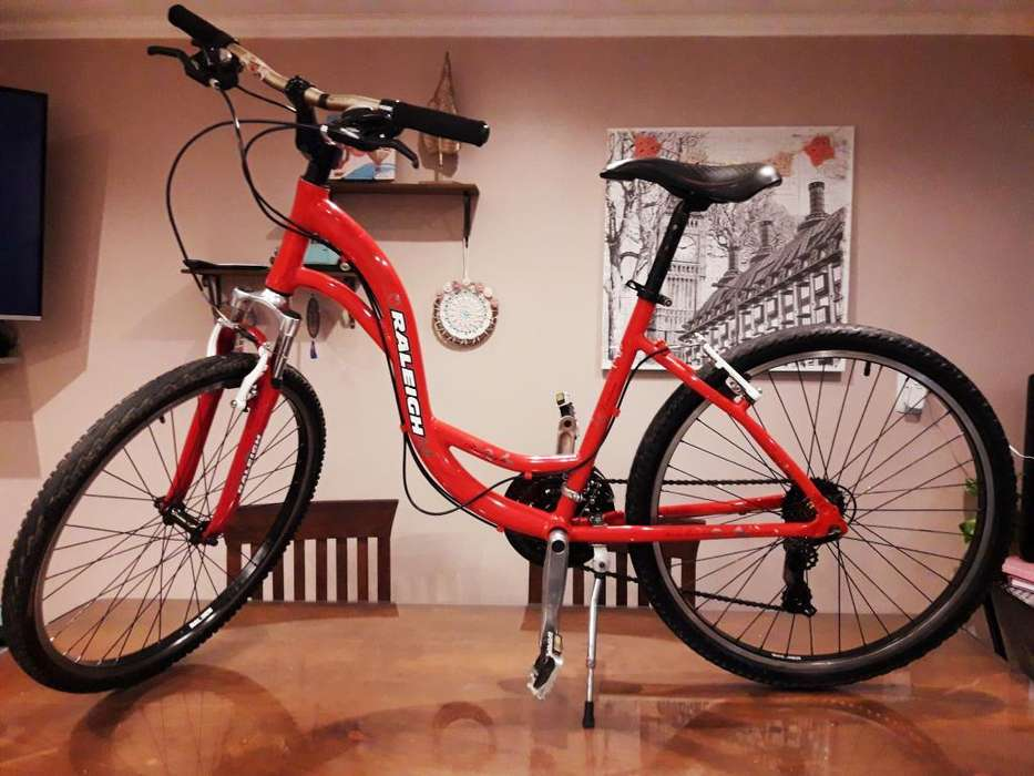 Bicicleta Mountain Bike Urbana Rodado 26