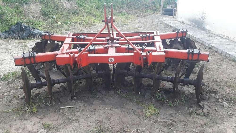 Rastra para Tractor