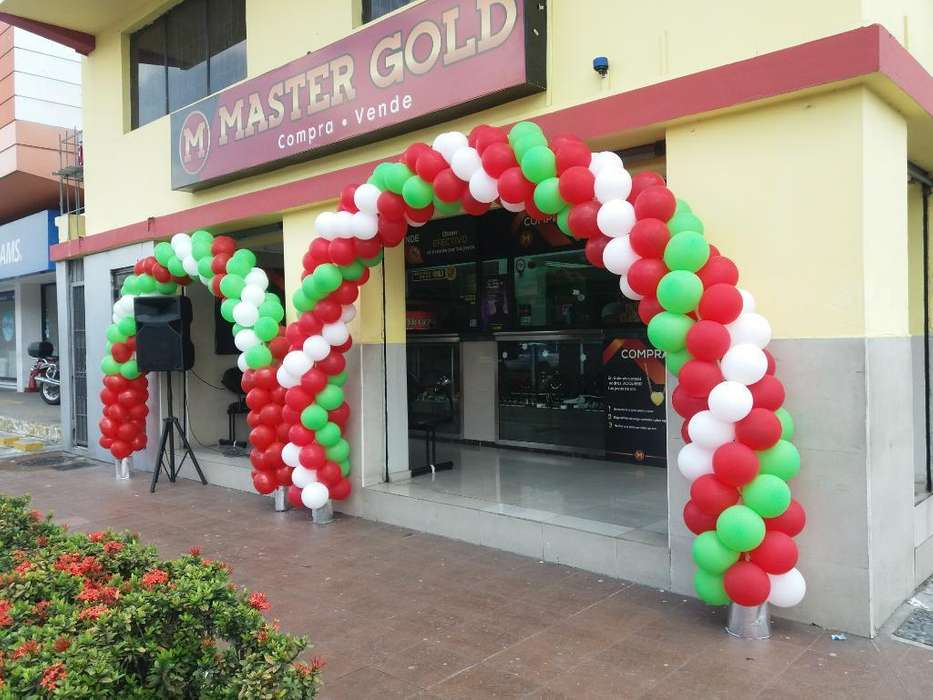 Decoraciones de Globos