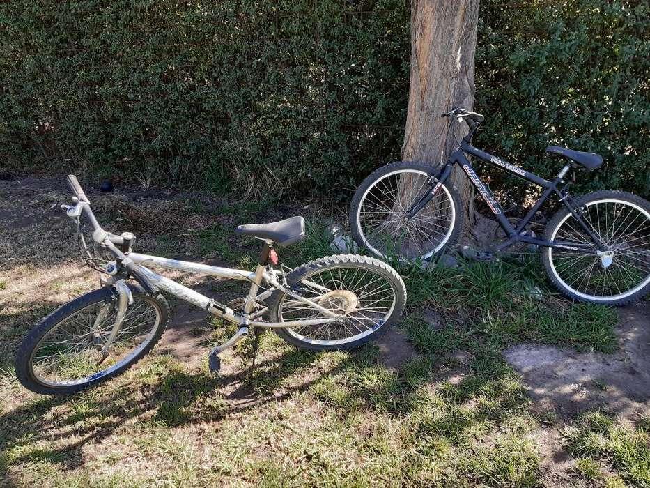 Vendo 2 Bicicletas Ya