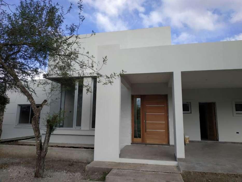Casa a Estrenar- San Lorenzo Chico