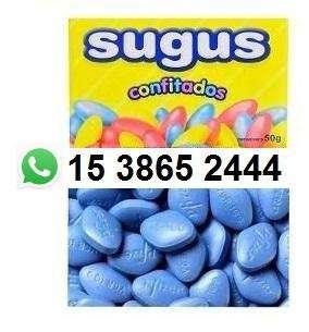 Sugus azules!!! (potencia 100%)