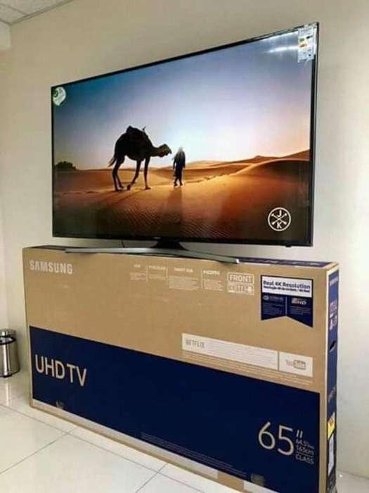 Smart Tv Samsung Uhd 4k 65'' Serie 7