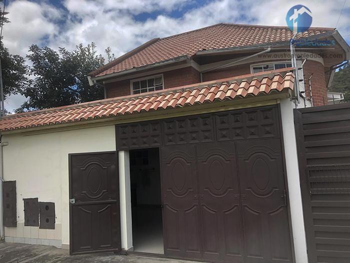 101.000 Casa por Estrenar Sector Machangara Calle Roma