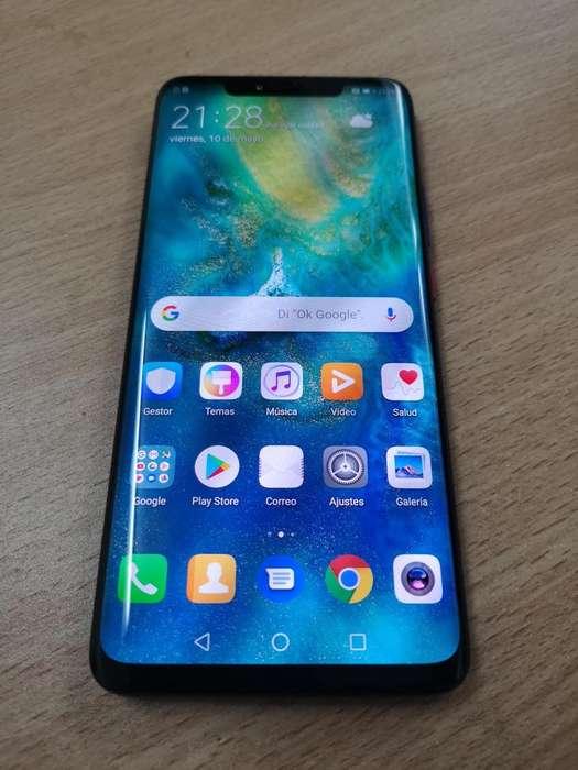 LIQUIDO Huawei Mate 20 Pro 128GB LIBRE IMPECABLE