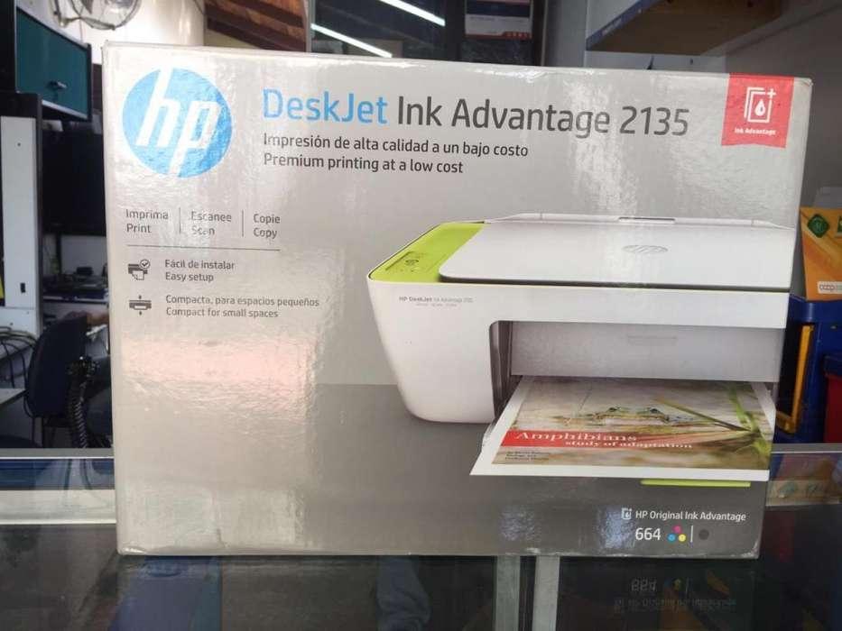 impresora BARATA HP