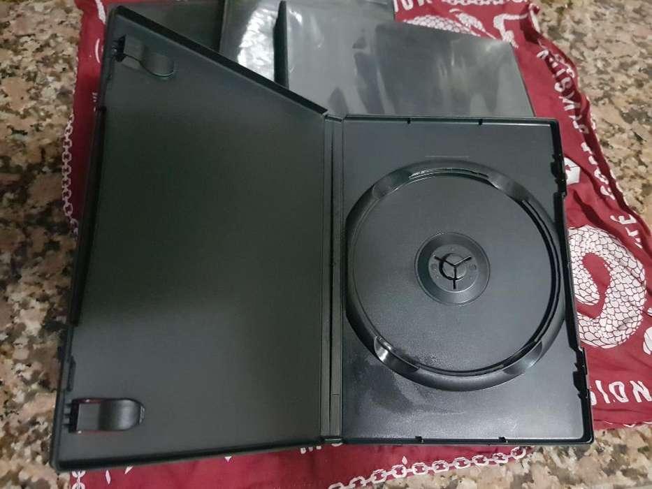 Cajas de Dvd X 200