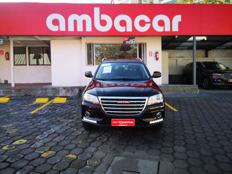 Great Wall Haval H2 2019 - 200 km