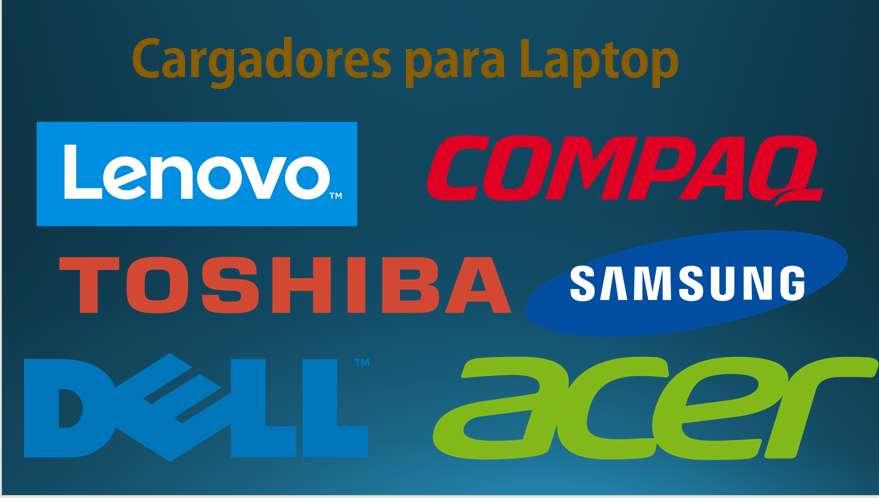 Cargadores para laptops hp, <strong>dell</strong>, acer, toshiba, lenovo y mas