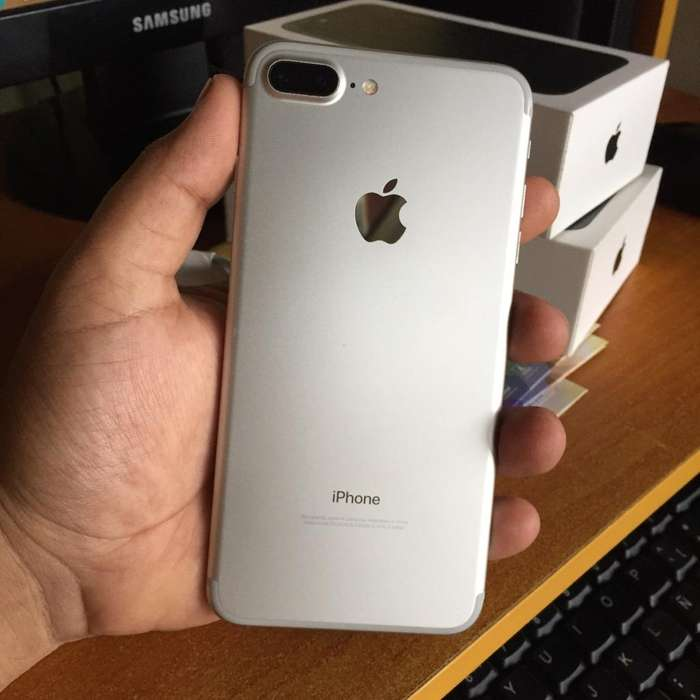 iPhone 7 Plus 128Gb (Negociable)