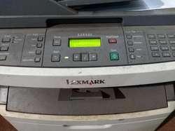 Impresora Multi Funcion Lexmark X264 Fax/lan escaner
