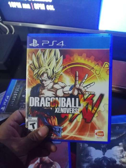 Dragon Ball Xenoverse Xv Full Estado