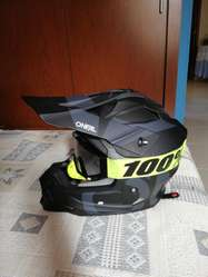 Casco Oneal Tipo Cross