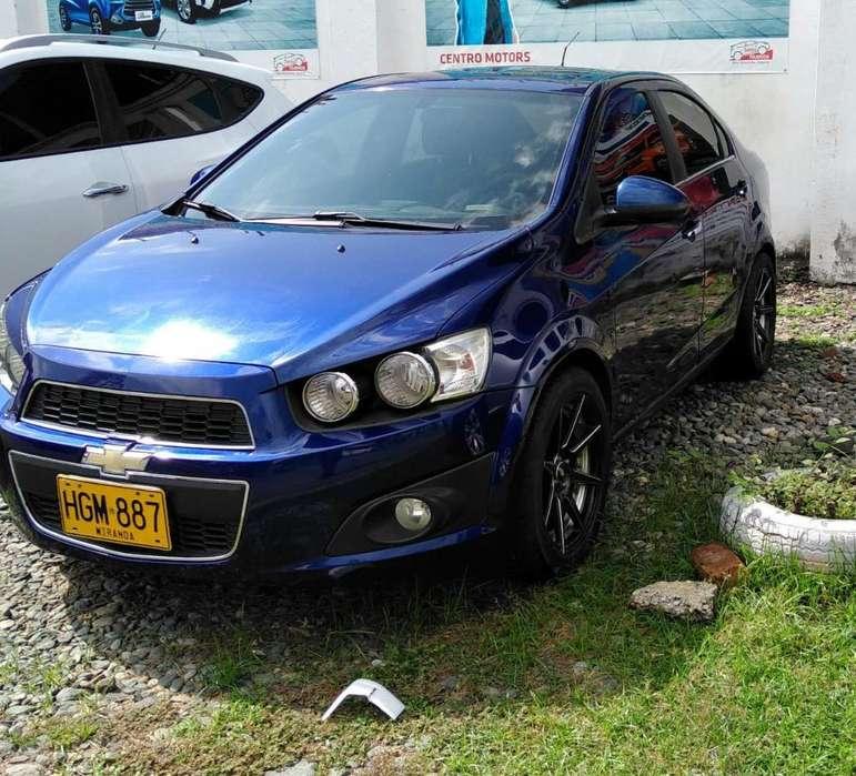 Chevrolet Sonic 2013 - 85990 km