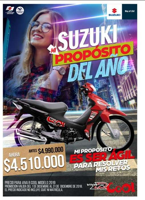 Suzuki Viva R Cool Mod 2020