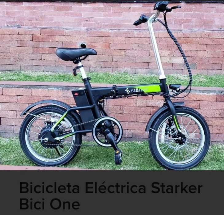 Bicicleta Eléctrica Nueva Modelo 2020
