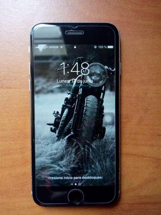 VENDO IPHONE 6 EN EXCELENTES CONDICIONES
