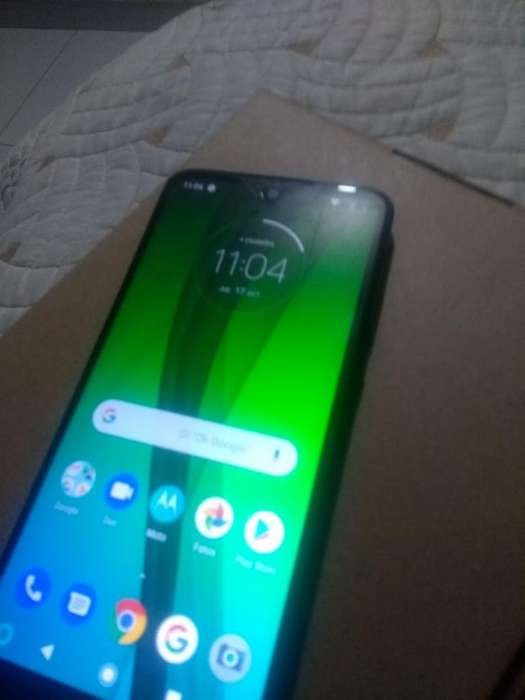 Vendo Moto G7 Normal Perfecto Estado