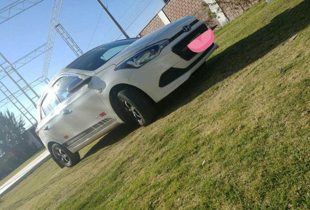 Hyundai i25 2015 - 76000 km
