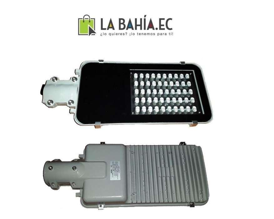 Lampara de Alumbrado Publico LED 50watts Ecologica
