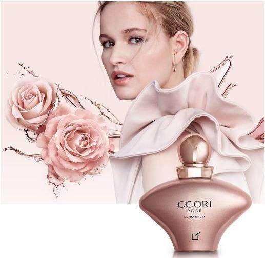 perfume cori rose