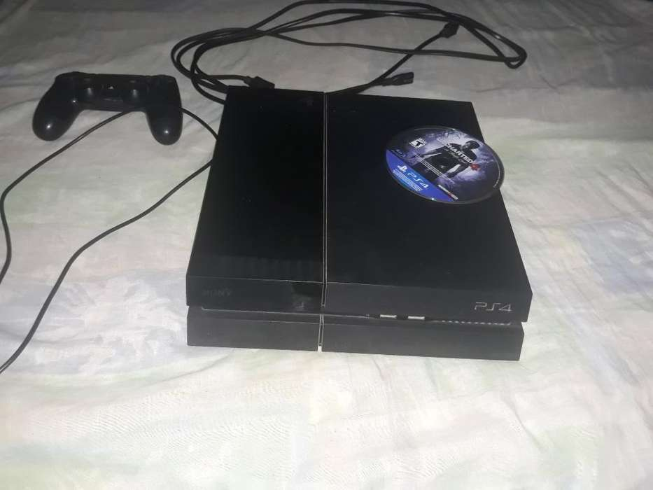 Vendo Ps4 Negosible