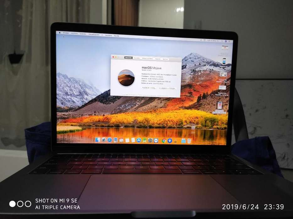 Vendo Macbook Pro 2017
