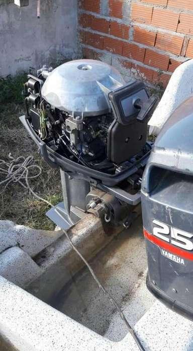 Motor Fuera de Borda Yamaha 25 Hp