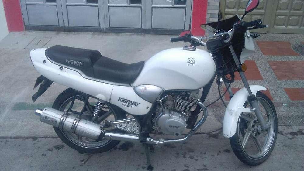 Vendo Moto Keeway 125 Mod 2008 Pastusa