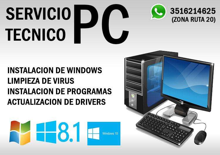 Formateo E Instalacion de Windows