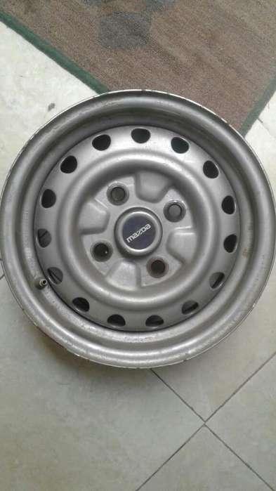 Rines Originales de Mazda 323