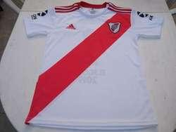 Camisetas River Plate Títular Recopa