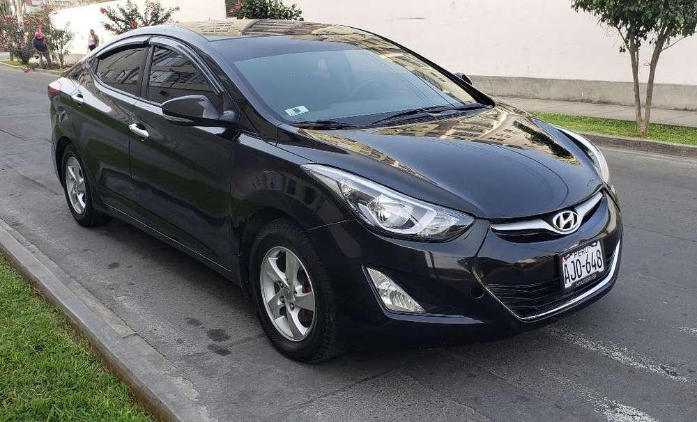 Hyundai Elantra 2016 - 55963 km