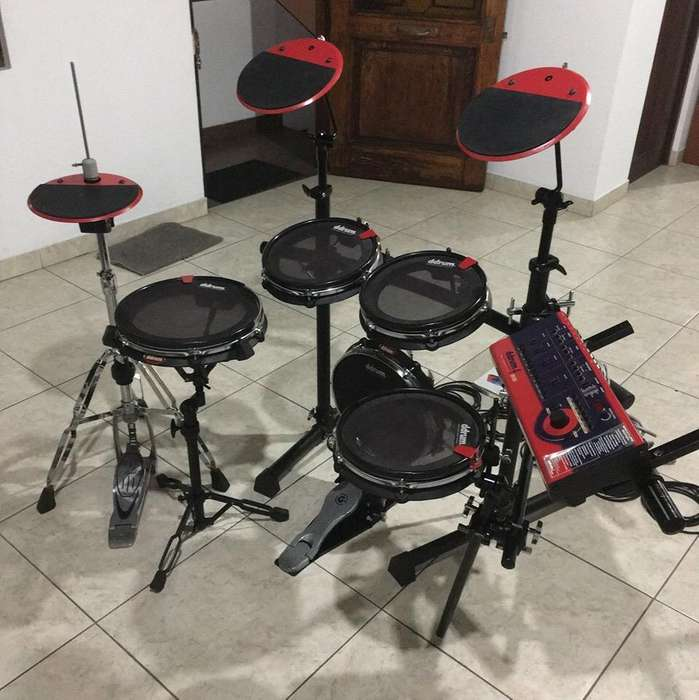 Bateria Electronica Ddrum4se (made In Sweden) Extras!!