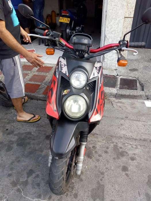 Moto Bws <strong>yamaha</strong>