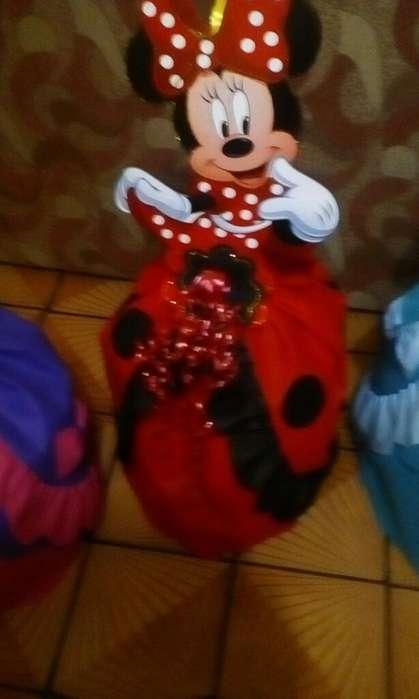 Venta de Piñatas de Princesas por Mayor