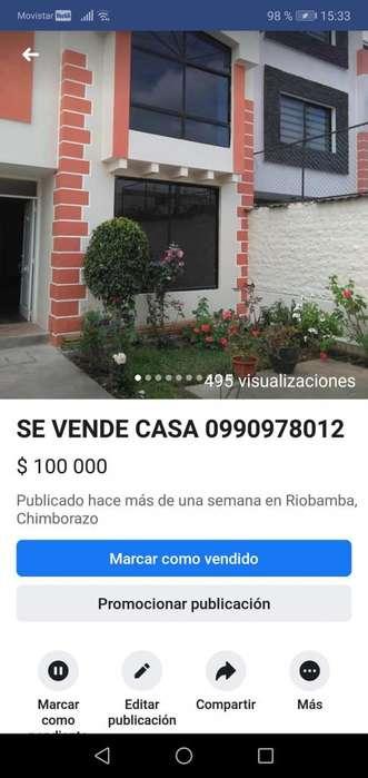 RENTO CASA EN RIOBAMBA 0990978012