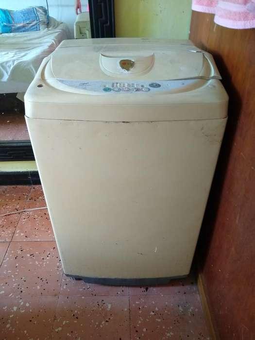 Lavadora Lg 6 Kl Automática